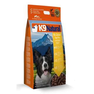 K9 Natural Freeze Dried Chicken