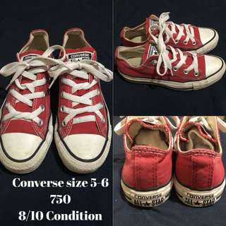 Auth Converse