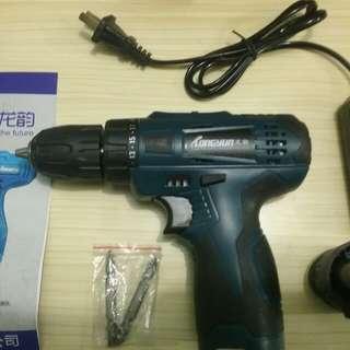 Cordless drill longyun 12v.