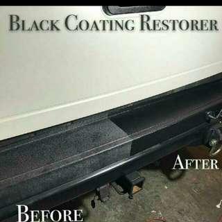 Hot Sales**Hot Stuff** Black Coating Restorer for Car