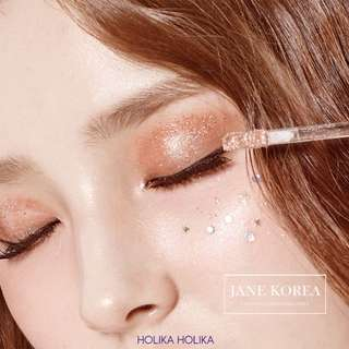 Holika Holika Eye Metal Glitter - Taiwan Daigou (21 - 26 Jan 2018)