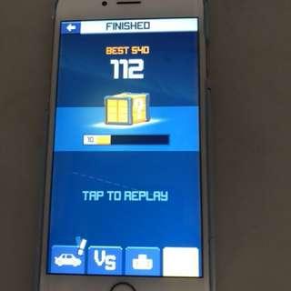 iPhone 6s 16GB 玫瑰金色