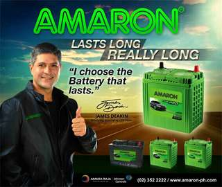AMARON/CENTURY car battery Delivery 24hour