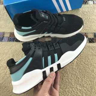 Adidas EQT Black Turquoise