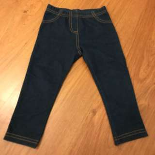 Mothercare jeggings size 12-18 months