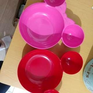 米奇米妮造型碗