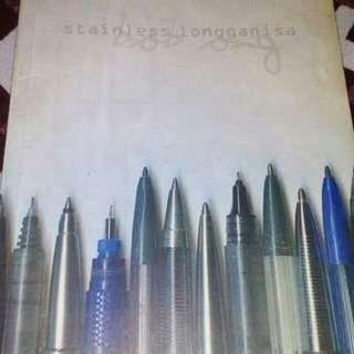 Bob Ong's Stainless Longganisa