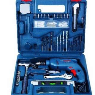 Sale - Bosch Drill Tool Set (6 Months manufacturer warranty)