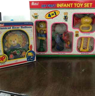 Bundle toy sets