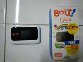 BOLT HYDRA.. LIKE NEW.. 100.000 IDR