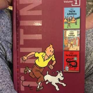 Tintin volume 1