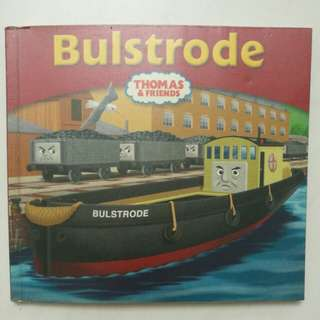 thomas and friends bulstrode