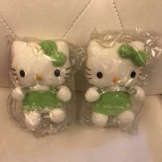 (日版)Sanrio Hello Kitty towel hanger sets