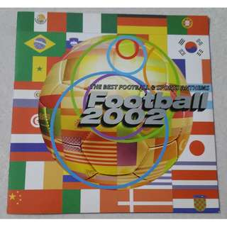 The Best Football & Sports Anthems Football 2002