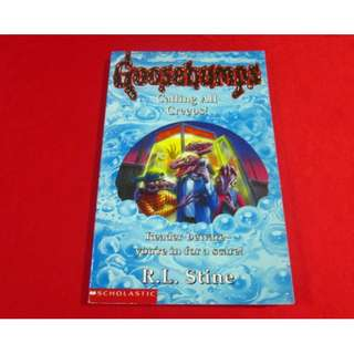 Goosebumps #50: Calling All Creeps by R.L. Stine