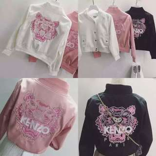 Kenzo jacket cotton good quality