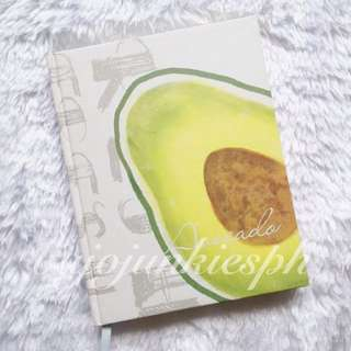 Avocado Notebook Dotted/Grid/Blank