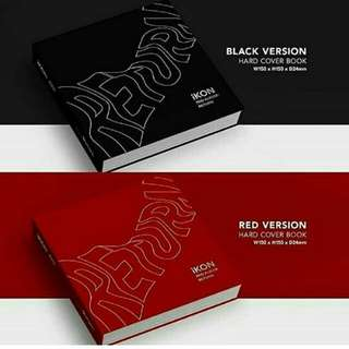 [GROUP ORDER] iKON - RETURN