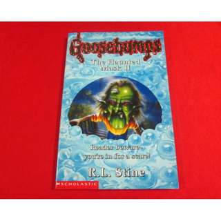 Goosebumps #36: The Haunted Mask II by R. L. Stine