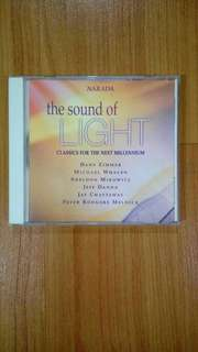 The Sound of Light Narada Various Artists CD (1994) Rare!