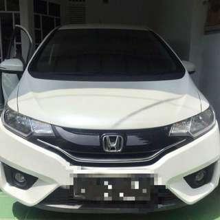 Honda Jazz 2015 Mulus Terawat KM Rendah