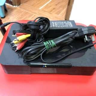 二手高清機頂盒Magic TV MTV-3000 送3色線【高清線壞】