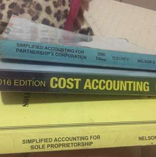 Accounting 1 and Accounting 2 Tutorial Service