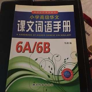 Chinese vocabulary handbook p6