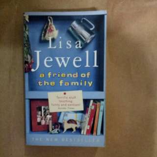 Lisa Jewell - a friend of the family