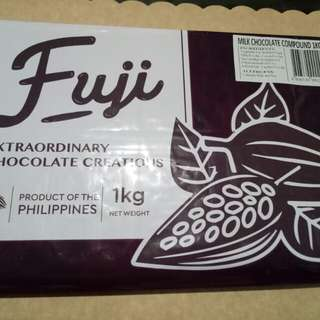 Fuji Chocolate Bar 1kg
