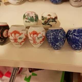 Loose Mata Puteh cups x 7 pieces