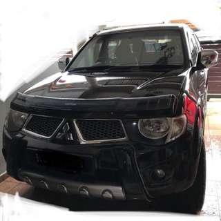 Mitsubishi triton bold edition