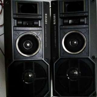 Massive 3way Speaker System