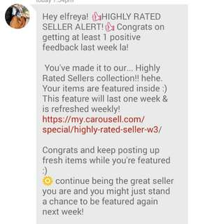 Highly Rated Seller!!!