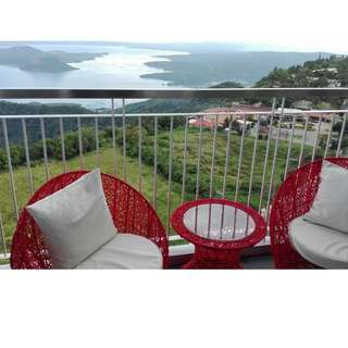 SMDC WIND Residences 1Bedroom with balcony Promo Now Rent To Own 5% Down Move In | Tagaytay City