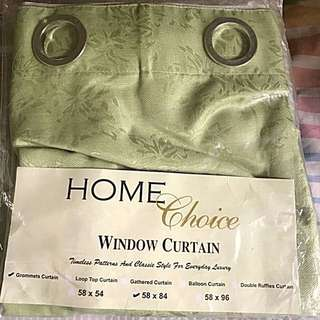 💝Sale Home Choice Window/Wall Curtains