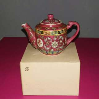Chinese Ceramic Small Tea Pot