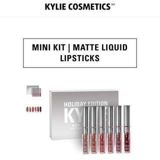 INSTOCK Kylie Cosmetics - Mini Matte Liquid Lipstick