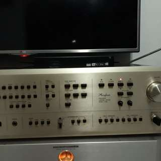 Unique Accuphase C240 preamp