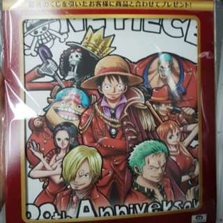 One piece 20th anniversary kuji