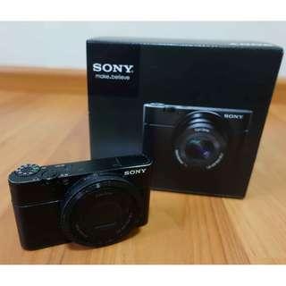 Sony DSC-RX100 Mark 1