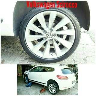 Tyre 235/40 R18 Membat on Volkswagen Scirocco 🐓 Super Offer 🙋