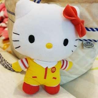 Hello Kitty McDonald's