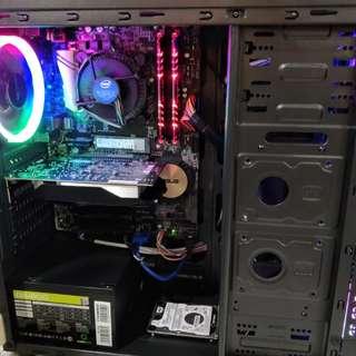 Intel i5 6500 + GTX 1050 Ti 4GB - Gaming Desktop PC