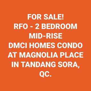 Magnolia Place - Mid Rise DMCI Homes