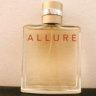 Chanel Allure Homme Eau De Toilette 100ml