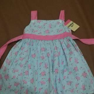 Osh kosh with tags brandnew dress - small 12 to 18 months