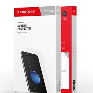 Ranvoo iPhoneX 高清 / 藍光 鋼化膜 兩片裝
