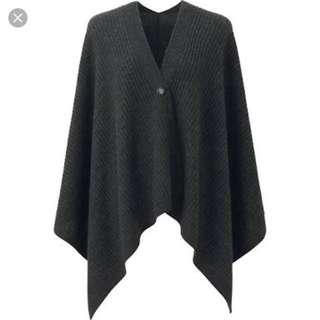 Uniqlo 2-Way Knit Stole