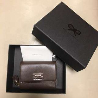 Anya Hindmarch Leather Wallet